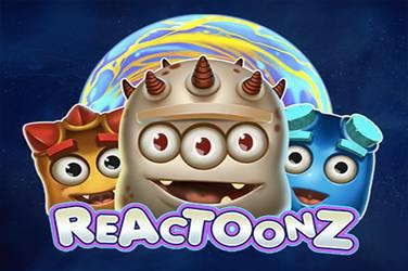 Reactoonz Casino Slot